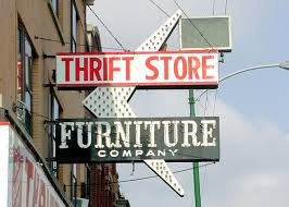 Don't turn your nose up at shopping here. It's cheaper, better for the environment, and you'll enjoy your clothes more.