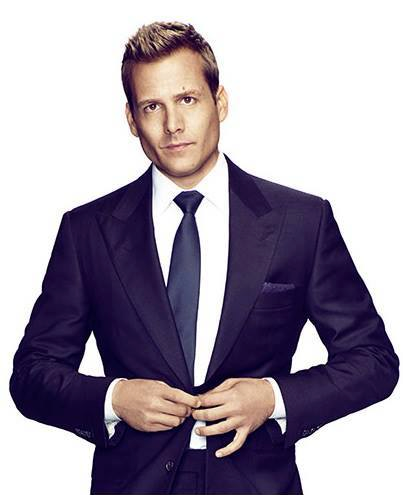 Lessons from Suits: Honest Body Language, Dress Sense, and Swagger