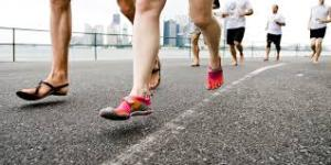 Barefoot Runners: Ticking time bombs for shin splits.