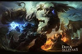 Dota was (and is still)  pretty awesome, but I wasted a lot of time playing it.