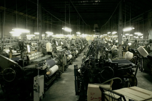 A Japanese Denim Mill