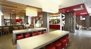 Aftermath of McDonald's $1 billion interior decor upgrade.