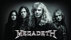 Megadeth: not the cause of a shooting rampage