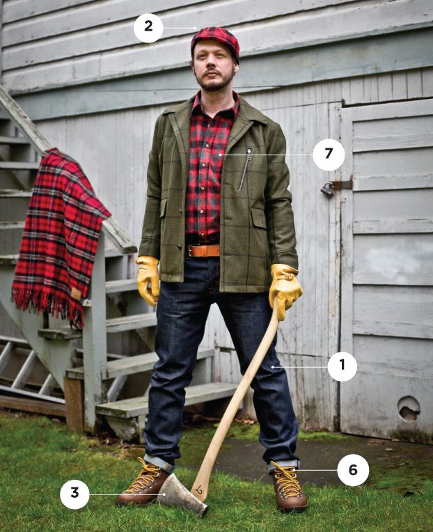 "Why Hipsters Dress Like Lumberjacks: The Story of the ""Lumbersexual ..."