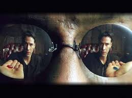"Counterculturists view the culture, or ""system"", they are rebelling against like the scenario presented in The Matrix"