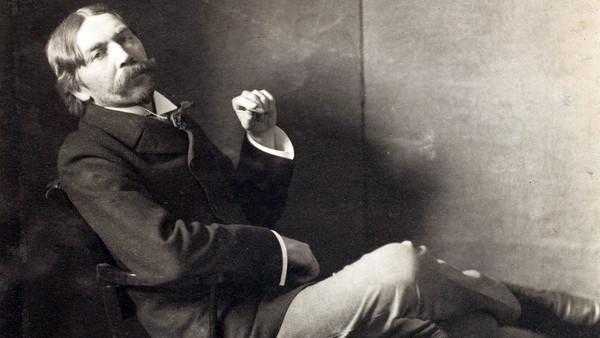 Thorstein Veblen.