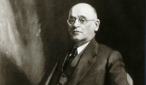W.K. Kellogg, the inventor of breakfast cereal.