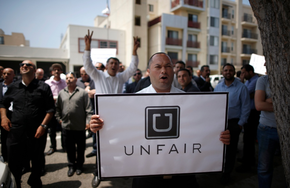Despite protests from taxi drivers and government officials, Uber may invoke positive change within the taxi industry, despite all of the negativity associated with the service.
