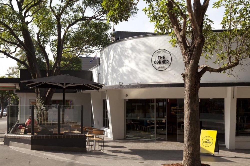An Australian location of  McDonald's fast casual concept restaurant