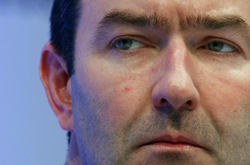 Steve Easterbrook attends the annual Confederation of British Industries (CBI) conference in Islington in central London, in this file photo taken on November 26, 2007. REUTERS/Toby Melville